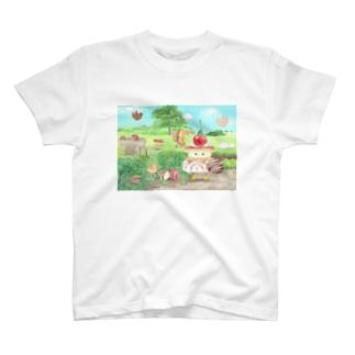 ミルフィーユちゃん Tシャツ