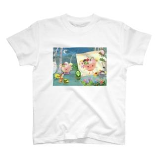 あんみつひめさま T-shirts