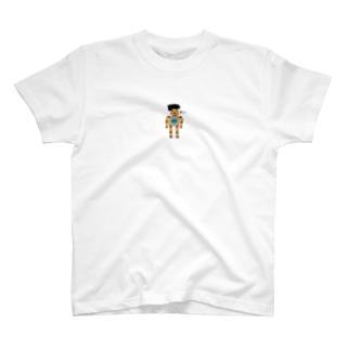 ほっと充電中 T-shirts