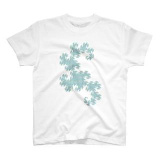 Dragon Curve T-shirts