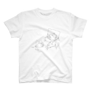 さばく日記 T-shirts