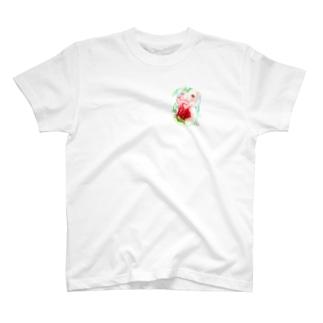 もぐぶーいちご T-shirts