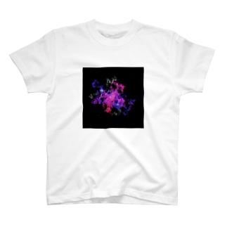 Pastel Galaxy(Pink and Purple) T-shirts