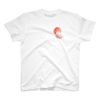 もぐぶーもも T-shirts