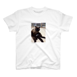 あなたの手の猫の日常 T-shirts