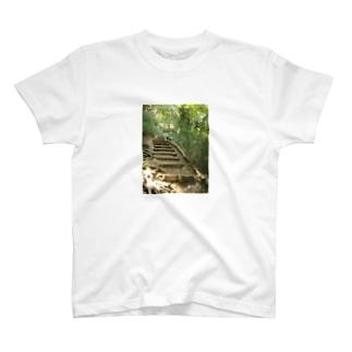 散歩みち T-shirts