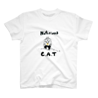 Notorious C.A.T T-shirts