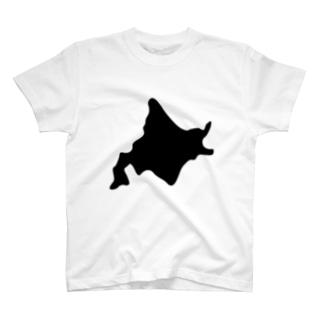 試される大地 T-shirts