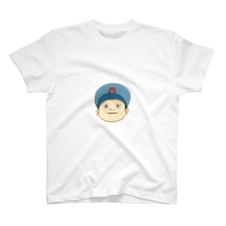 トマソン《首》 T-shirts