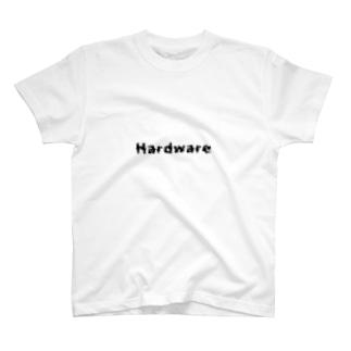 はーどうぇあ T-shirts