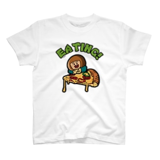 EATING!!! T-shirts