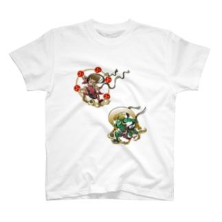Fujin Raijin T-Shirt