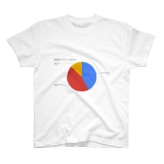 PFCバランス T-shirts