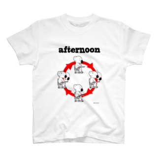 afternoon T-shirts