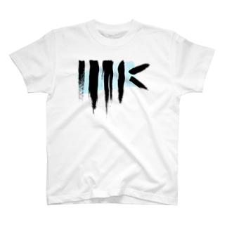 ロクセンスズメダイ T-shirts