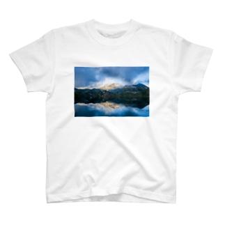 明鏡止水 T-shirts