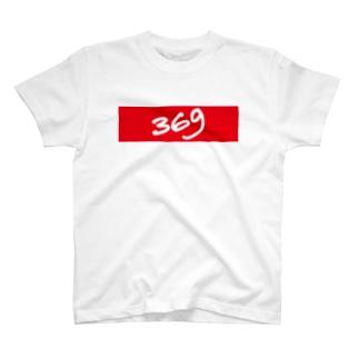 369ロゴ T-shirts