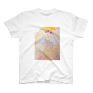 キンパツオンナノコ T-shirts