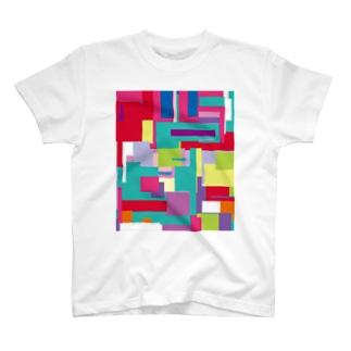 color2 T-shirts
