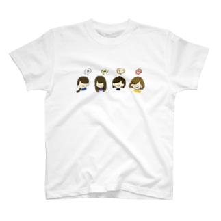 あみてぃーん公式 T-shirts