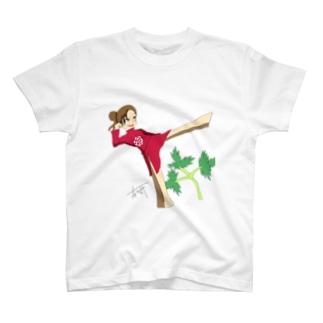 スープセロリちゃん T-shirts