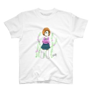 ローズマリー妹 T-shirts