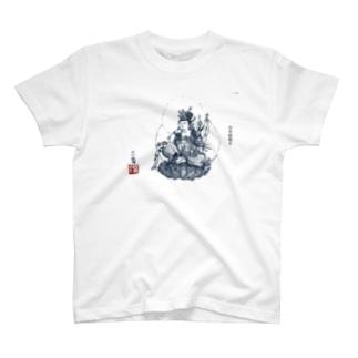 観音菩薩 T-shirts