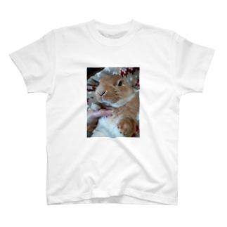 めんこい♡ぽんちゃ T-shirts