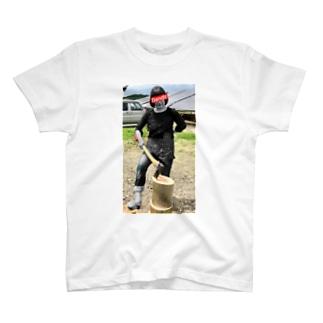 山賊のおばさん T-shirts