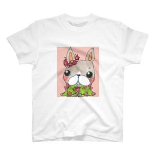 和服こうめ T-shirts