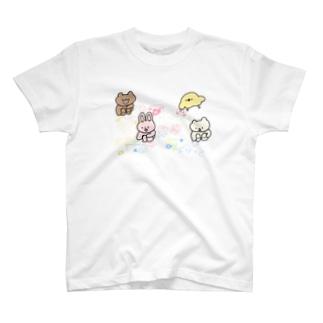 おえかき T-shirts