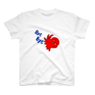 Bye Bye taako  T-shirts