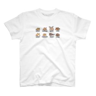 Bat Company(カラー) T-shirts
