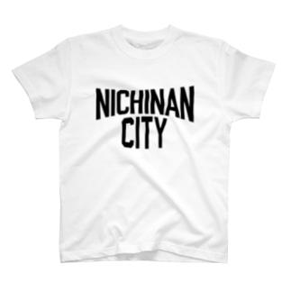 日南シティ T-shirts