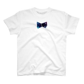 オリオン座のリボン T-shirts