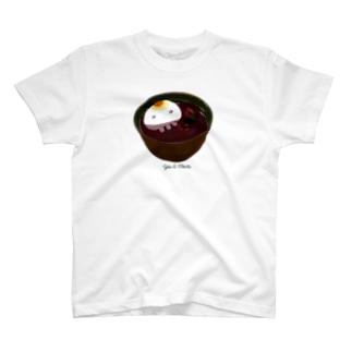 あなたとモチくらげ T-shirts