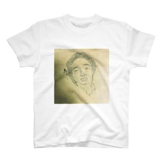 馬ァシリーズ T-shirts