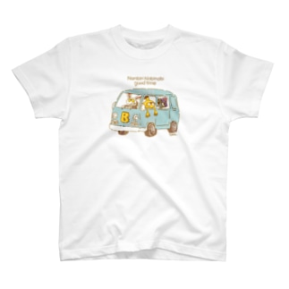 nobinobi nonbiri goodtime T-shirts