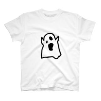 おばけTシャツ T-shirts