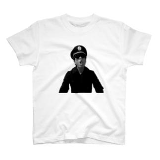 過去の自分 T-shirts