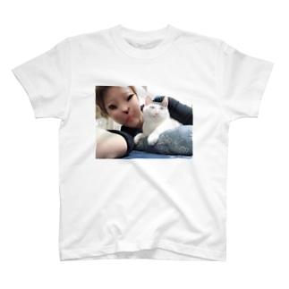 J子と猫 T-shirts