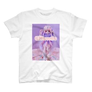 ゆめかわサイバーなうるる嬢 T-shirts