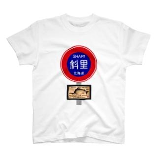 斜里(HOKKAIDO  JAPAN)カラフトマス。生命たちへ感謝をささげます。 T-shirts