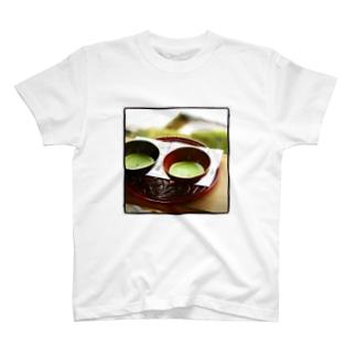 抹茶 T-shirts