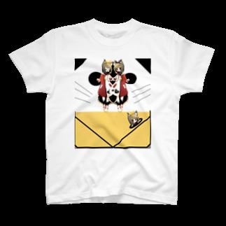 ブラッククマンのクレアの公式 Tシャツ