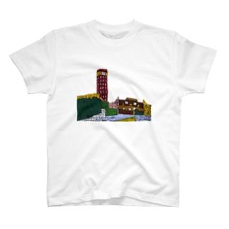 とけいとう T-shirts