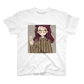 斬首ヶ原えびこver2.0 Tシャツ