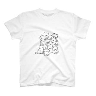 きゃっず T-shirts