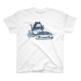 なまはげのこどもときりたんぽ T-shirts