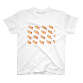 じんたんのエビフライ T-shirts
